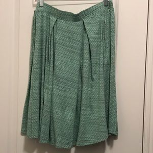 XL Lularoe Madison Skirt